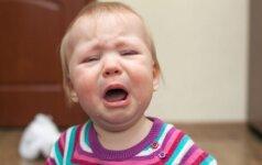 Kaip kovoti su vaiko kaprizais