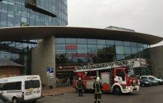 Трагедия в Вильнюсе: с высотки Helios City упал человек