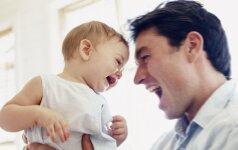 Gimusieji nuo 1990 metų yra kitokie mamos ir tėčiai, negu jų tėvai