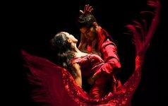 Romeo ir Džiuljetos meilės istorija pirmą kartą Lietuvoje suskambės flamenko ritmais