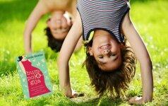 """Konkurse """"Pavasario linksmybės"""" laimėkite knygą apie nėštumą!"""