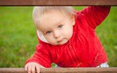 Ar įmanoma išvengti populiariausių vaikiškų ligų?