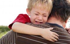 Klaida, kurią nesąmoningai daro beveik visi tėvai