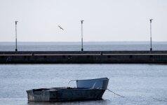 Litgrid: задетые яхтой электропровода, возможно, придется менять