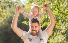 Tėčio dienai skirtas nuotraukų konkursas (REZULTATAI)