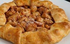 Itališkas obuolių pyragas