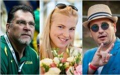 Самые влиятельные в Литве 2016: представители поп-культуры и спорта