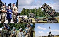 Президент Литвы: системы Patriot в Балтийском регионе должны быть размещены на постоянной основе