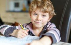 Pedagogė: nesistenkite sukurti vaikui šiltnamio sąlygų