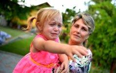 Pedagogė: vaikus turime auklėti koreguodami netinkamą jų elgesį, o ne bausdami
