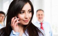 7 etiketo taisyklės, kaip kalbėti mobiliuoju telefonu