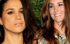 Karališkos konkurentės: nauja princo Harry mylimoji stumia Kate Middleton iš stilingiausiųjų sąrašo