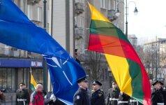 НАТО заверилo главу МИД Литвы относительно размещения сил Альянса