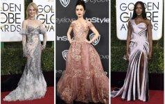 TOP 10 gražiausių Auksinių gaublių suknelių