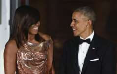 Michelle Obama: 8 stilingi metai Baltuosiuose rūmuose