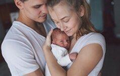 Nuo ko priklauso moters noras mylėtis po gimdymo: psichologės komentaras