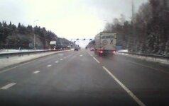 Nori atkreipti vairuotojų dėmesį: neatsipalaiduokite – štai kokių gudruolių būna