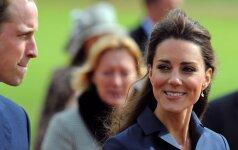 Ar Kate Middleton meluoja gimdymo datą? Apklausa
