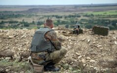 Российский военный попал в плен на востоке Украины