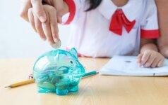 Išnagrinėti du trečdaliai vaiko pinigų prašymų