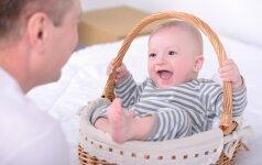 Kaip užauginti laimingą vaiką net ir būnant beprotiškai užsiėmusiu mama ar tėčiu