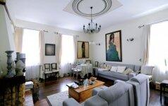 Dizainerė Jurgita Januškevičiūtė vertina savo namus, turinčius istoriją