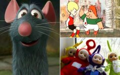 Švediški kukuliai, troškinys ir skrebučiai 3 receptai iš animacinių filmų