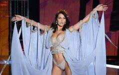 Įvertink Victoria's Secret madų šou pristatytus modelius