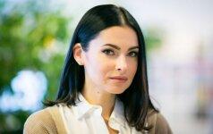 Agnė Jagelavičiūtė: visi galvoja, kad tai aš šeimoje esu arši, bet iš tikrųjų yra kitaip