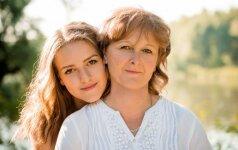 Mama ir dukra