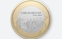 В Финляндии юбилейная монета с изображением расстрела вызвала скандал
