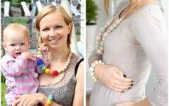Dviejų vaikų mama imasi Lietuvoje neįprasto verslo (FOTO)