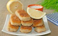 Žuvies patiekalas, kurį valgo net neapkenčiantys žuvies