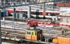 Премьер обещает, что Lietuvos geležinkeliai будет западной компанией