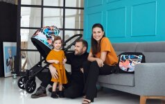 Julija Žižė apie motinystę: sunkiai suvokiu, kad mano svajonės pildosi