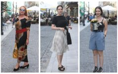 Karštymečiu Vilniaus gatvėje – elegancijos šleifas