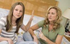 Kaip bendrauti su savo vaiku, kad užaugintume asmenybę
