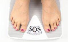 Viena efektyviausių pasaulio dietų: valgai sočiai, o kilogramai tirpsta