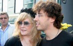 Alos Pugačiovos ir Maksimo Galkino dvynukai švenčia 3 metų gimtadienį