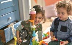 Šeši paprasti patarimai, kurie suteiks vaikams daugiau kūrybinės laisvės
