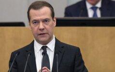 Неваляшка для Медведева: почему премьер мало занимается политикой