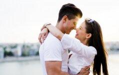 Atmintinė moterims: kurių Zodiako ženklų vyrai skirti jums, o nuo kurių reikia bėgti