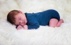 Gydytoja atskleidžia ramaus kūdikio miego paslaptis