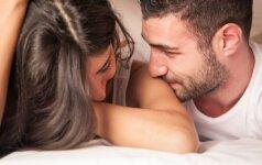 10 dalykų, kurie netrikdo vyrų sekso metu