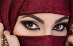 Musulmoniško šydo paslaptys: arabės nebe tokios, kaip anksčiau
