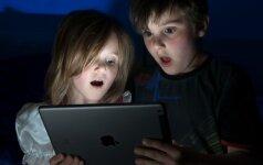 Psichologė: šiuolaikiniai vaikai kasdien mato daug nuogo kūno ir girdi dviprasmiškų užuominų