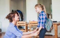 Pedagogas: tai, kaip vaikas jaučiasi mokykloje, lemia jo tolesnę motyvaciją mokytis bei akademinius laimėjimus