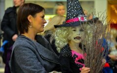 Kaune rinktas įspūdingiausias vaikų Helovino kostiumas (FOTO)