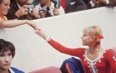 Легендарная советская гимнастка выставила почти все свои медали на аукцион
