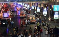 Число погибших при теракте в аэропорту Стамбула достигло 42